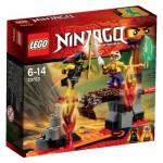 Lego 70753 Ninjago : Les chutes de lave