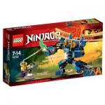 Lego 70754 Ninjago : L'ÉlectroRobot