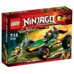 Lego 70755 Ninjago : Le buggy de la jungle