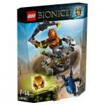 Lego 70785 Bionicle : Pohatu Maître de la Pierre