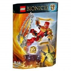 Lego 70787 Bionicle : Tahu Maître du Feu
