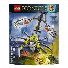 Lego 70794 Bionicle : Le Crâne scorpion