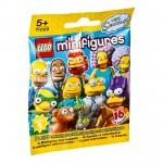 Lego 71009 Simpsons : Minifigurines série 2.0