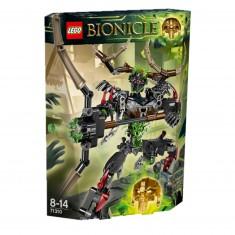Lego 71310 Bionicle : Umarak Le chasseur