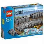 Lego 7499 City : Rails flexibles