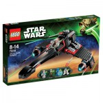 Lego 75018 Star Wars : JEK-14's Stealth Starfighter