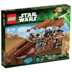 Lego 75020 Star Wars : Jabba's Sail Barge