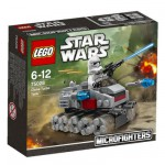 Lego 75028 Star Wars : Microfighter Clone Turbo Tank