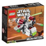 Lego 75076 Star Wars : Microfighter Republic Gunship