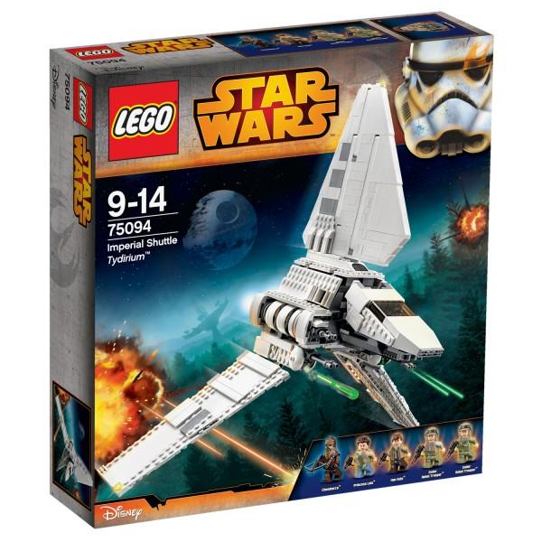 Lego 75094 Star Wars : Imperial Shuttle Tydirium - Lego-75094