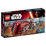Lego 75099 Star Wars : Le Speeder de Rey