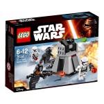 Lego 75132 Star Wars : Pack de combat du Premier Ordre