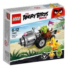 Lego 75821 Angry Birds : L'évasion en voiture du cochon