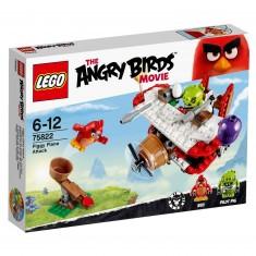 Lego 75822 Angry Birds : L'attaque en avion du cochon