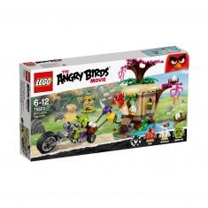 Lego 75823 Angry Birds : Le vol de l'oeuf de l'île des oiseaux