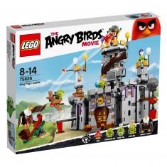 Lego 75826 Angry Birds : Le château du Roi Cochon
