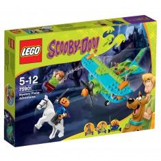 Lego 75901 Scooby-Doo : Les aventures mystérieuses en avion