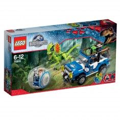 Lego 75916 Jurassic World : L'embuscade du Dilophosaure