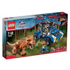 Lego 75918 Jurassic World : La poursuite du T-Rex