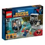 Lego 76009 Super Heroes : Superman : L'évasion de Black Zero