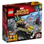 Lego 76017 Super Heroes : Captain America contre HYDRA