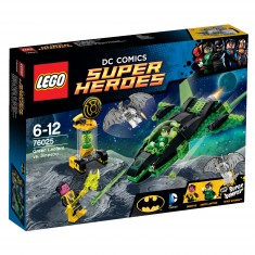 Lego 76025 Super Heroes : Justice League : Green Lantern contre Sinestro