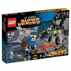Lego 76026 Super Heroes : Justice League : Gorilla Grodd en folie
