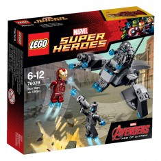 Lego 76029 Super Heroes : Avengers : Iron Man contre Ultron