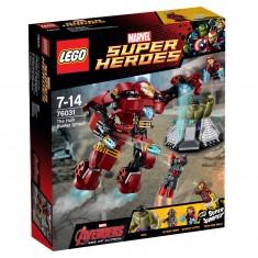 Lego 76031 Super Heroes : Avengers : Le combat du Hulk Buster