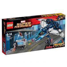 Lego 76032 Super Heroes : Avengers : La poursuite du Quinjet des Avengers