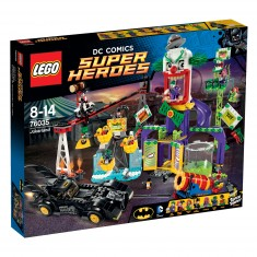 Lego 76035 Super Heroes : Batman : Jokerland