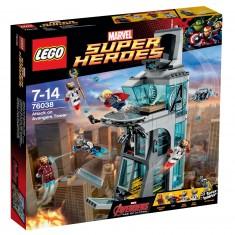 Lego 76038 Super Heroes : Avengers : L'attaque de la tour des Avengers