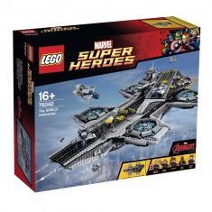 Lego 76042 Super Heroes : Avengers : L'hélitransport du S.H.I.E.L.D.