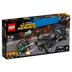 Lego 76045 Super Heroes : Batman v Superman : L'interception de la Kryptonite