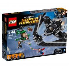 Lego 76046 Super Heroes : Batman v Superman : La bataille dans le ciel