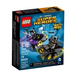 Lego 76061 Super Heroes : Mighty Micros : Batman vs Catwoman