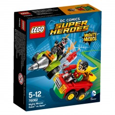 Lego 76062 Super Heroes : Mighty Micros : Robin contre Bane