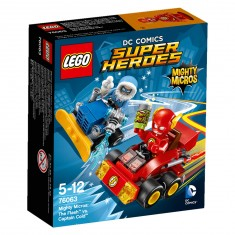 Lego 76063 Super Heroes : Mighty Micros : Flash contre Captain Cold