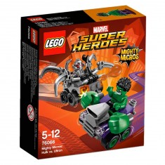 Lego 76066 Super Heroes : Mighty Micros : Hulk contre Ultron