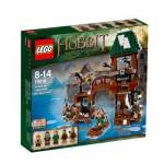 Lego 79016 Le Hobbit : L'attaque de Lacville