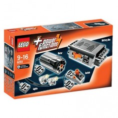 Lego 8293 Construction créative : Ensemble Power Functions