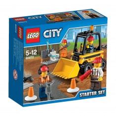 Lego City 60072 : Ensemble de démarrage de démolition