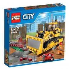 Lego City 60074 : Le bulldozer