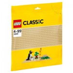 Lego Classic 10699 : La plaque de base sable