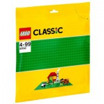 Lego Classic 10700 : La plaque de base verte
