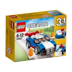 Lego Creator 31027 : Le bolide bleu
