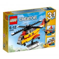 Lego Creator 31029 : L'Hélicoptère Cargo