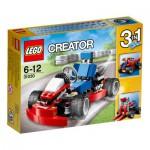 Lego Creator 31030 : Le Kart Rouge