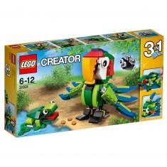 Lego Creator 31031 : Les animaux de la forêt tropicale