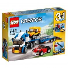Lego Creator 31033 : Le transport de véhicules
